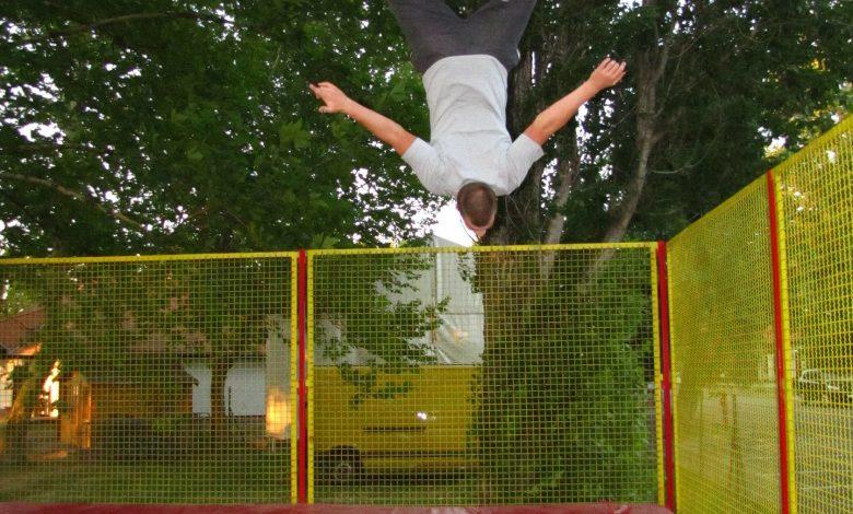 Photo of Jump, jump, jump!