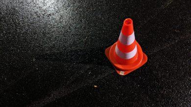 Photo of Wypadek w Bieszkowicach. Samochód uderzył w przystanek